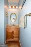 Main Floor Half Bath - 10406 FARMVIEW CT, NEW MARKET