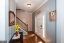 Foyer - 10406 FARMVIEW CT, NEW MARKET