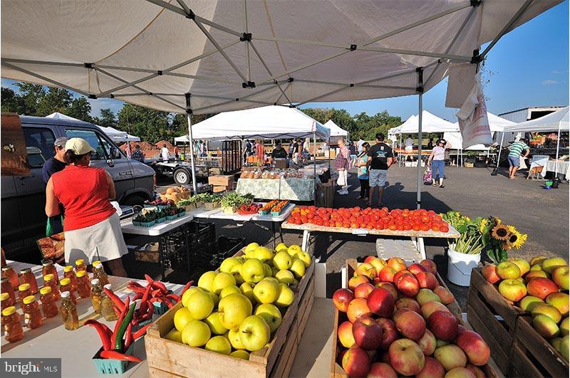 Weekly Farmers Market - 20622 DUXBURY TER, ASHBURN