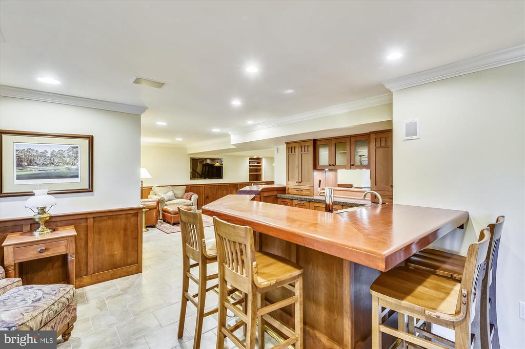 Cherry cabinetry, 3