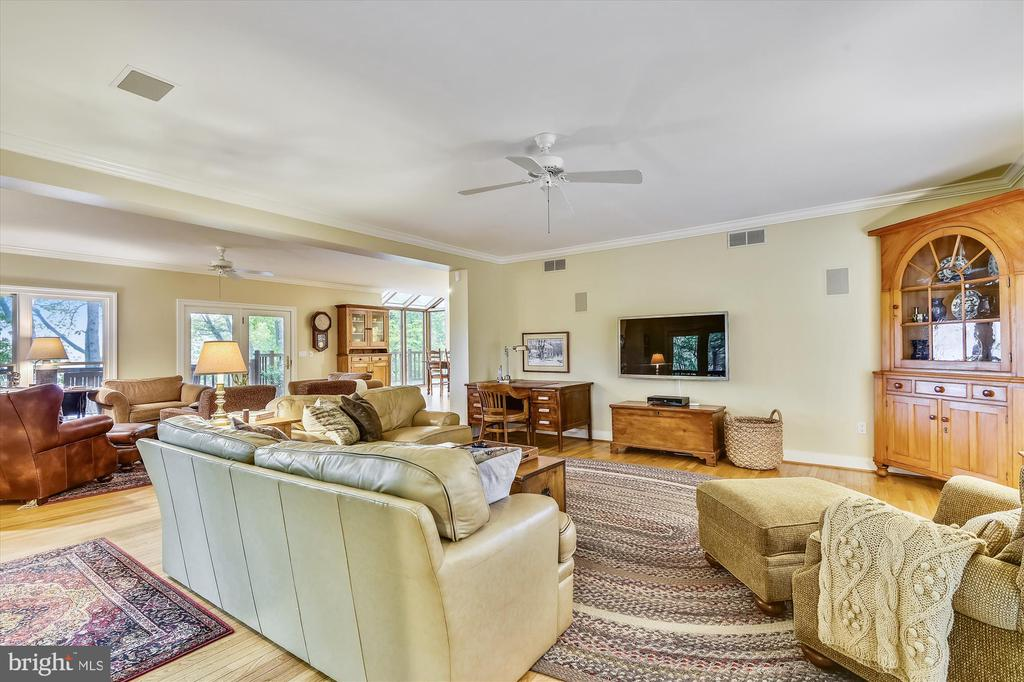 2nd Family Room, adjoining Family room 1 - 236 MOUNTAIN LAUREL LN, ANNAPOLIS