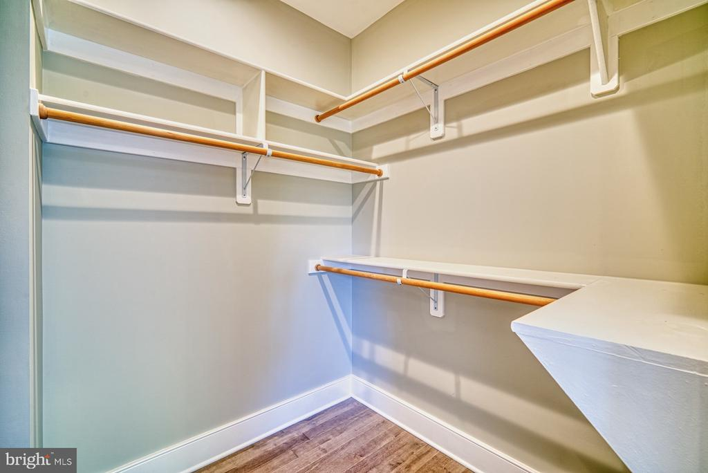 3rd Bedroom Walk In Closet - 1349 GORDON LN, MCLEAN
