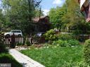 Front yard facing Short Street - 1127 SHORT ST, ANNAPOLIS