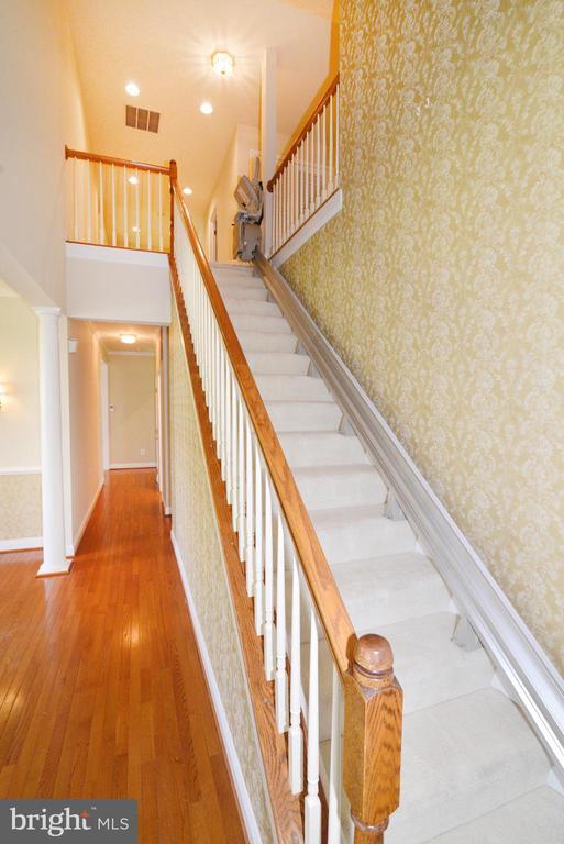 Stair view - 6507 BOX ELDER LOOP, GAINESVILLE