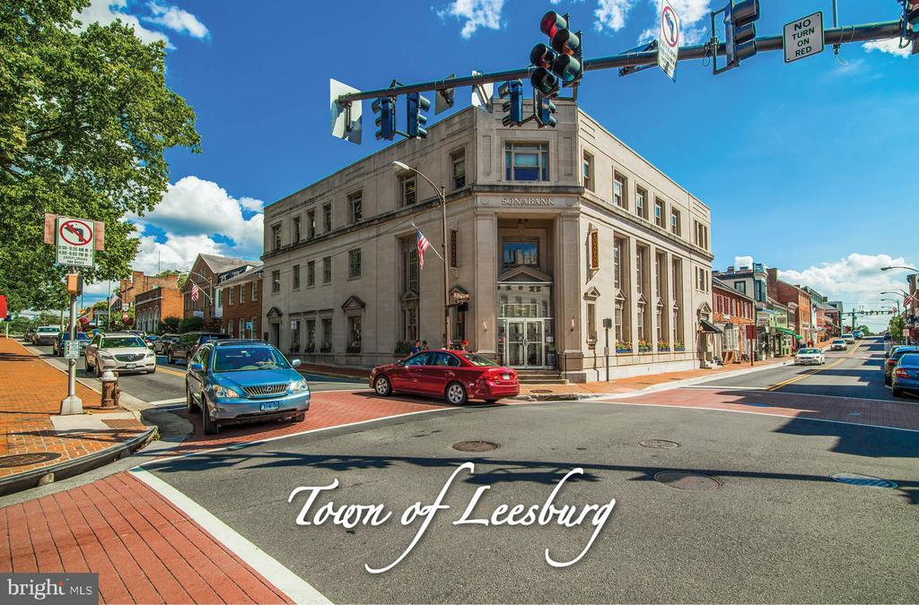 Convenient Access to Downtown Leesburg - 16329 LIMESTONE CT, LEESBURG