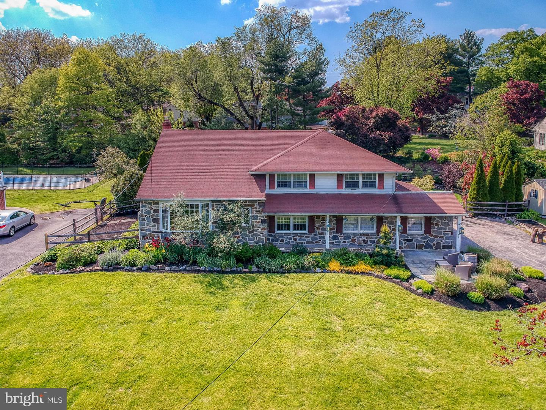 Single Family Homes 为 销售 在 Cinnaminson, 新泽西州 08077 美国