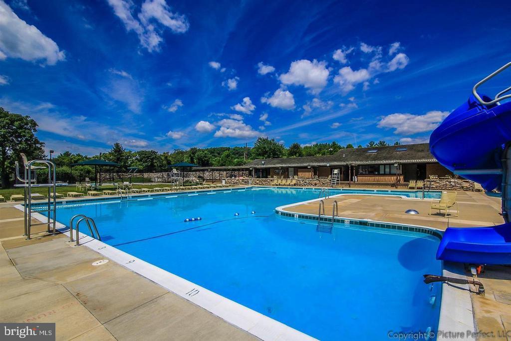 Community Pool - 10406 FARMVIEW CT, NEW MARKET