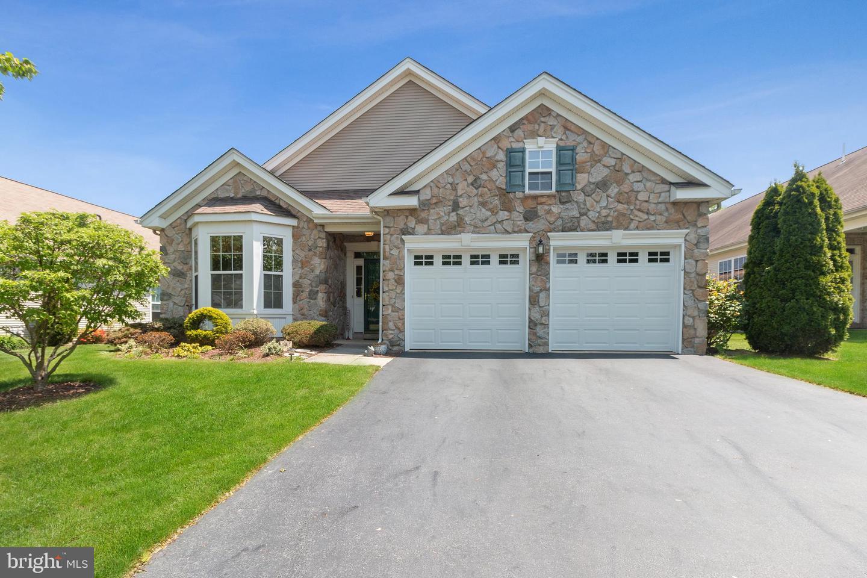 Single Family Homes 为 销售 在 Allentown, 新泽西州 08501 美国