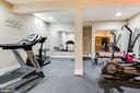 Exercise room in basemen - 20120 BLACK DIAMOND PL, ASHBURN