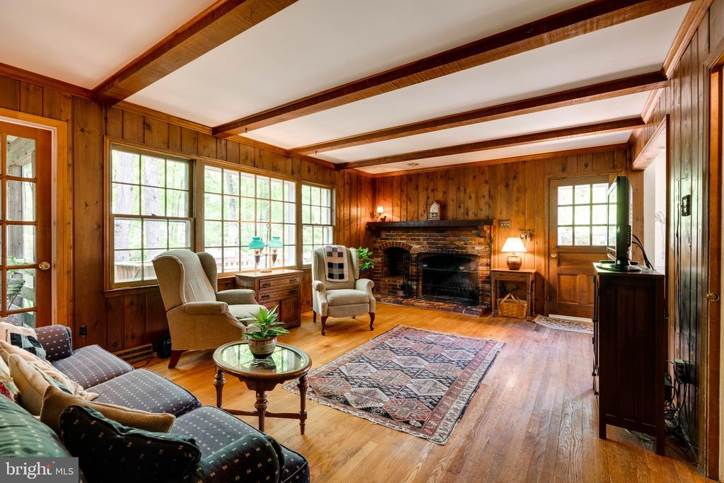 Family Room - 3634 CAMELOT DR, ANNANDALE