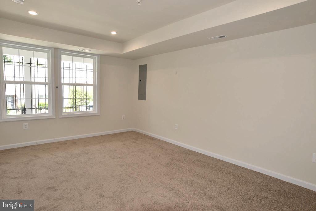 Main Level Bedroom with en-suite bathroom - 5509 C ST SE, WASHINGTON