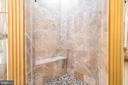 Walk in Shower - 6779 KELLER LIME PLANT, FREDERICK