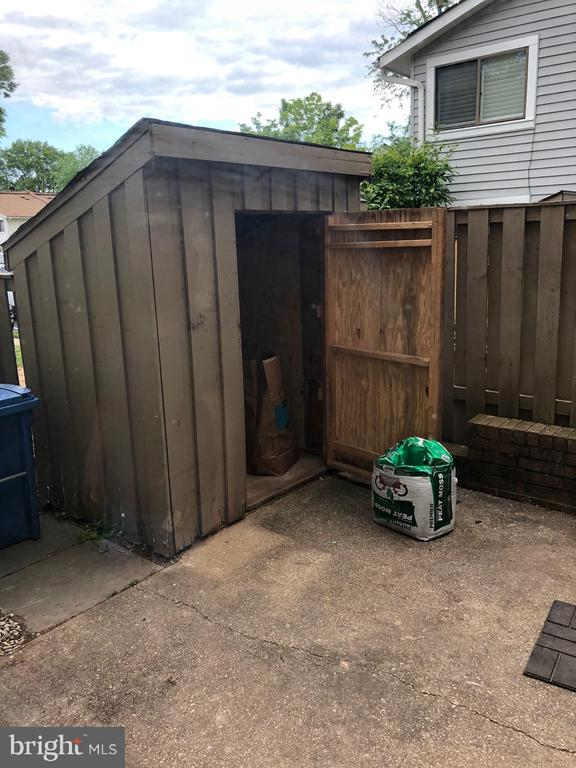 Shed - 18732 GINGER CT, GERMANTOWN