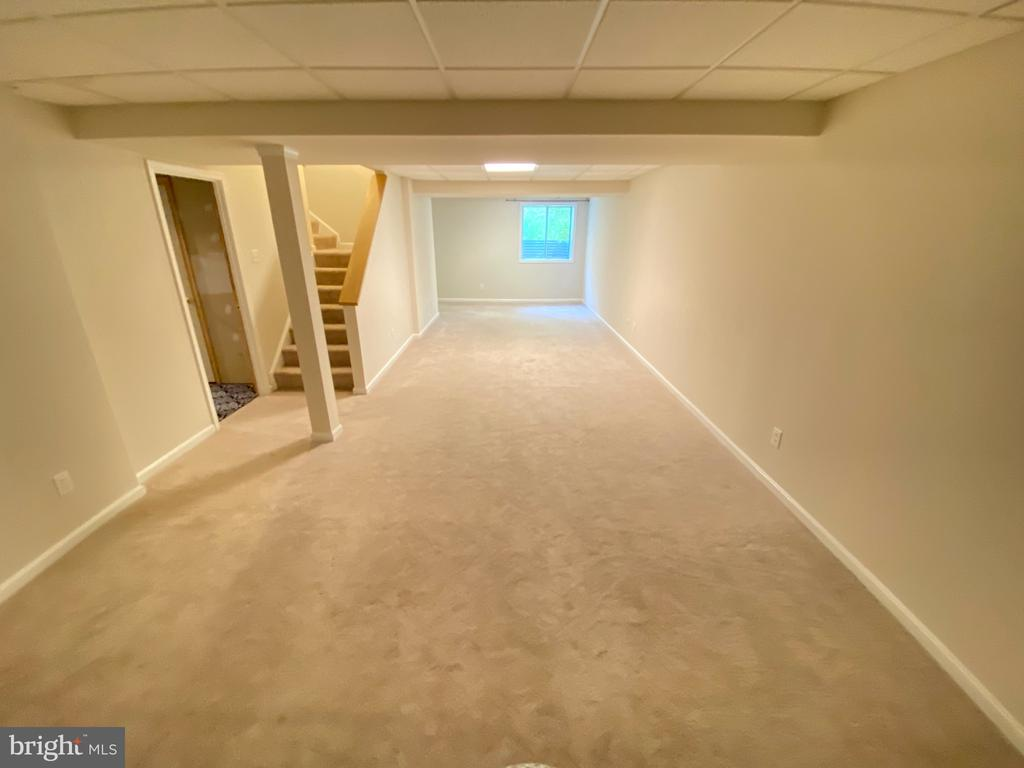 Finished Basement with Carpet - 1401 HUNTING WOOD RD, ANNAPOLIS