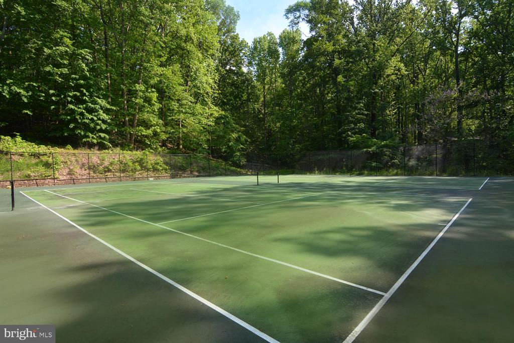 Healthy Living Amenities! Community Tennis Courts - 1693 ALICE CT, ANNAPOLIS