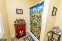 Full bathroom in basement - 1188 LOST RD, MARTINSBURG