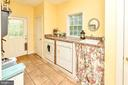 Laundry room with two closets and sink - 1188 LOST RD, MARTINSBURG