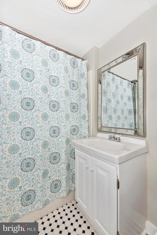 Roomy shower - 137 W 3RD ST, FREDERICK