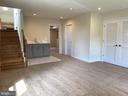 Family room with  recessed lights - 5509 C ST SE, WASHINGTON