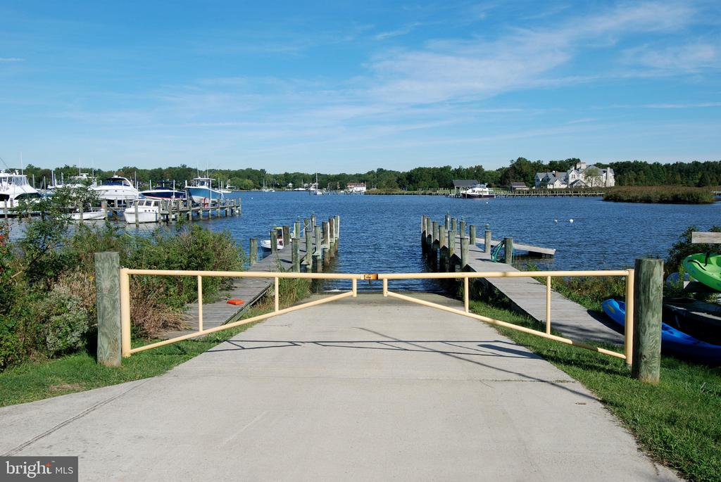 Boat Launch - 3417 HIDDEN RIVER VIEW RD, ANNAPOLIS