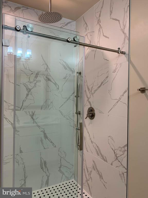 Master Bathroom shower - 5509 C ST SE, WASHINGTON