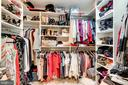 Large Walk-in Closet - 204 SAIL CV, STAFFORD