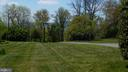 Long driveway for Privacy . - 7839 RIDGE RD, FREDERICK