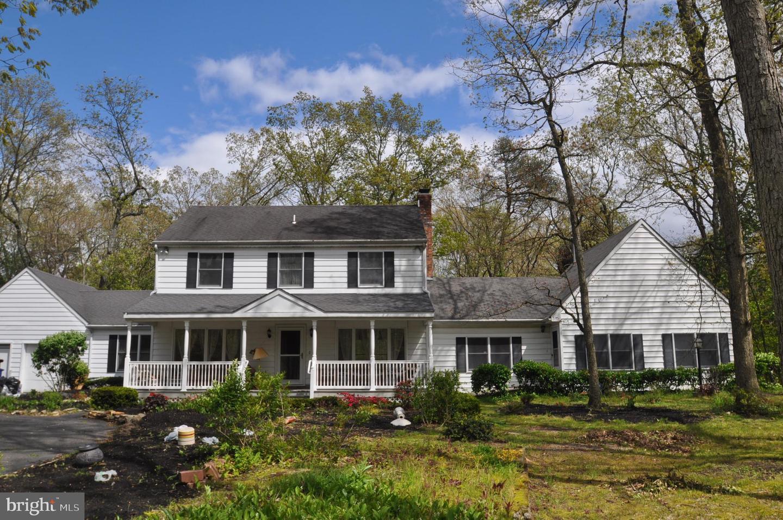 Single Family Homes 为 销售 在 Westampton, 新泽西州 08060 美国