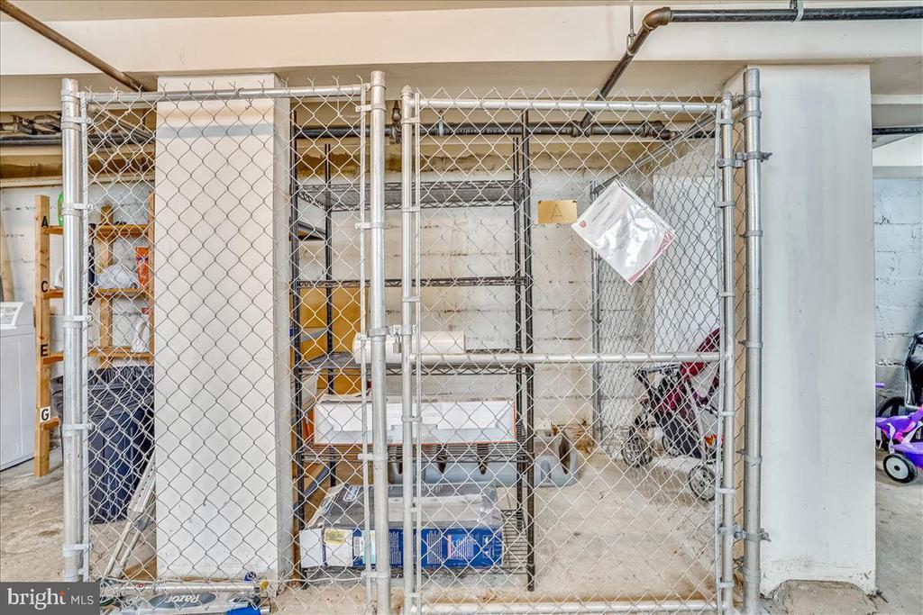 Storage Area - 1707 DEWITT AVE #A, ALEXANDRIA