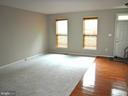 Living Room, new carpet & paint - 12062 ETTA PL, BRISTOW
