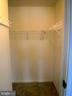 Master BR walk-in closet - 12062 ETTA PL, BRISTOW
