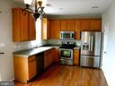 Kitchen - 12062 ETTA PL, BRISTOW