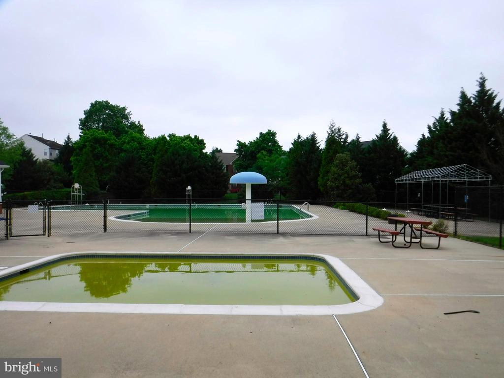 Community pool walking distance from Etta Place - 12062 ETTA PL, BRISTOW