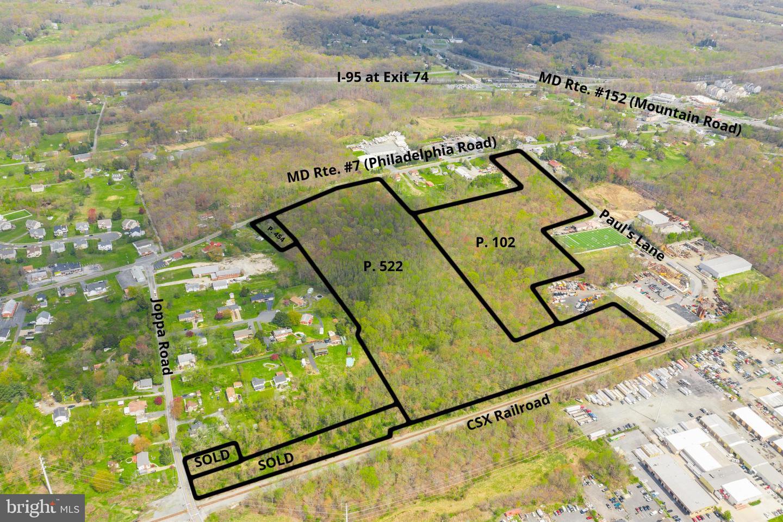 أراضي للـ Sale في Joppa, Maryland 21085 United States