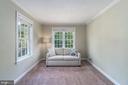 Master suite sitting room - 5400 LIGHTNING DR, HAYMARKET