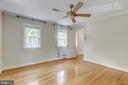 Dining room - or create a main level bedroom. - 2401 N VERNON ST, ARLINGTON