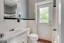 Full bathroom on main level. - 2401 N VERNON ST, ARLINGTON