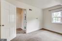 Bedroom #2. - 2401 N VERNON ST, ARLINGTON