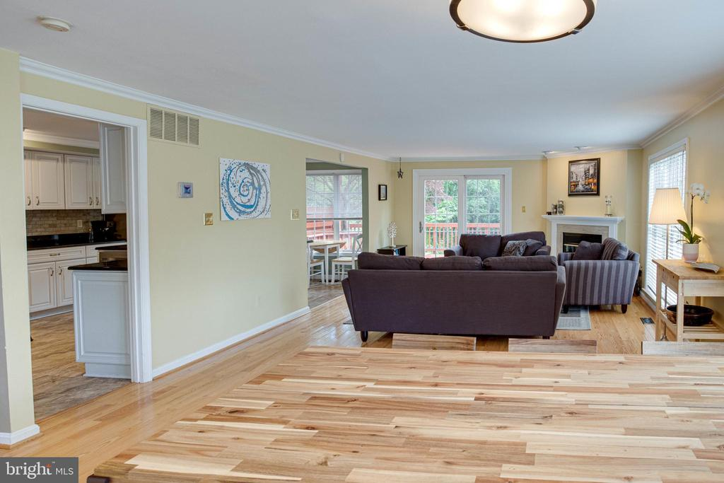 Lovely Dining Area - 1542 DEER POINT WAY, RESTON