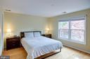 Master Suite with Gleaming Hardwood Floors - 1542 DEER POINT WAY, RESTON
