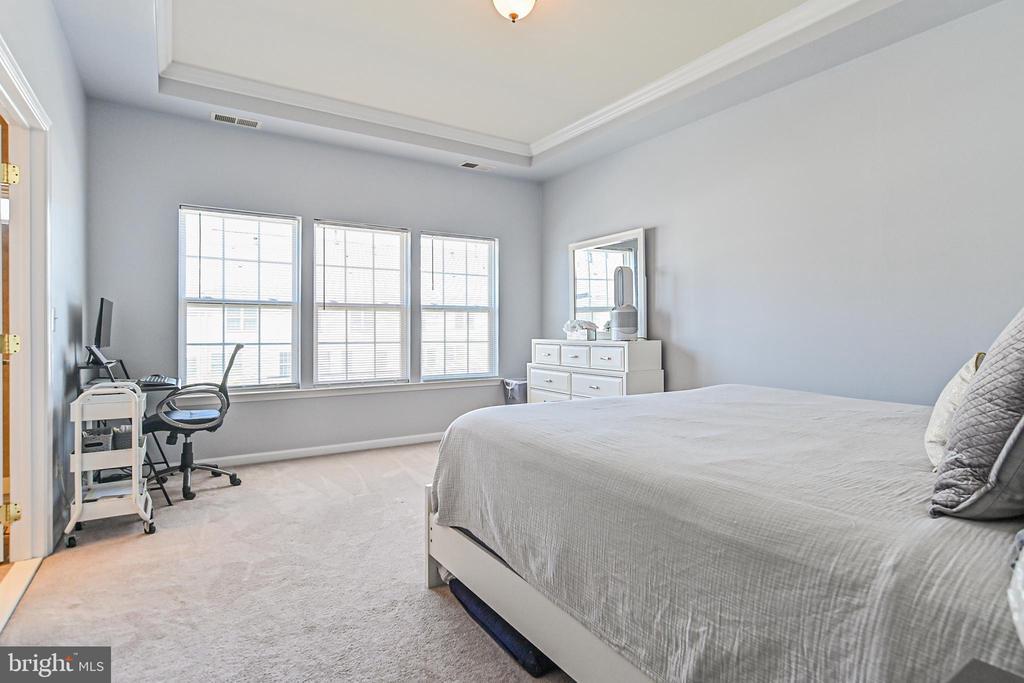 Master bedroom - 22944 ROSE QUARTZ SQ, BRAMBLETON