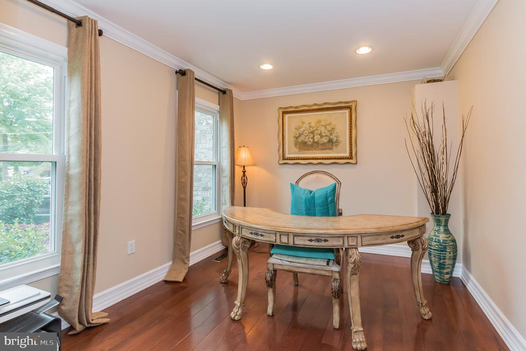 Home Office - 7613 DWIGHT DR, BETHESDA
