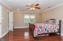 Second Master Bedroom - 7613 DWIGHT DR, BETHESDA