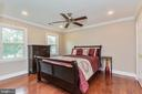 Bedroom #3 - 7613 DWIGHT DR, BETHESDA