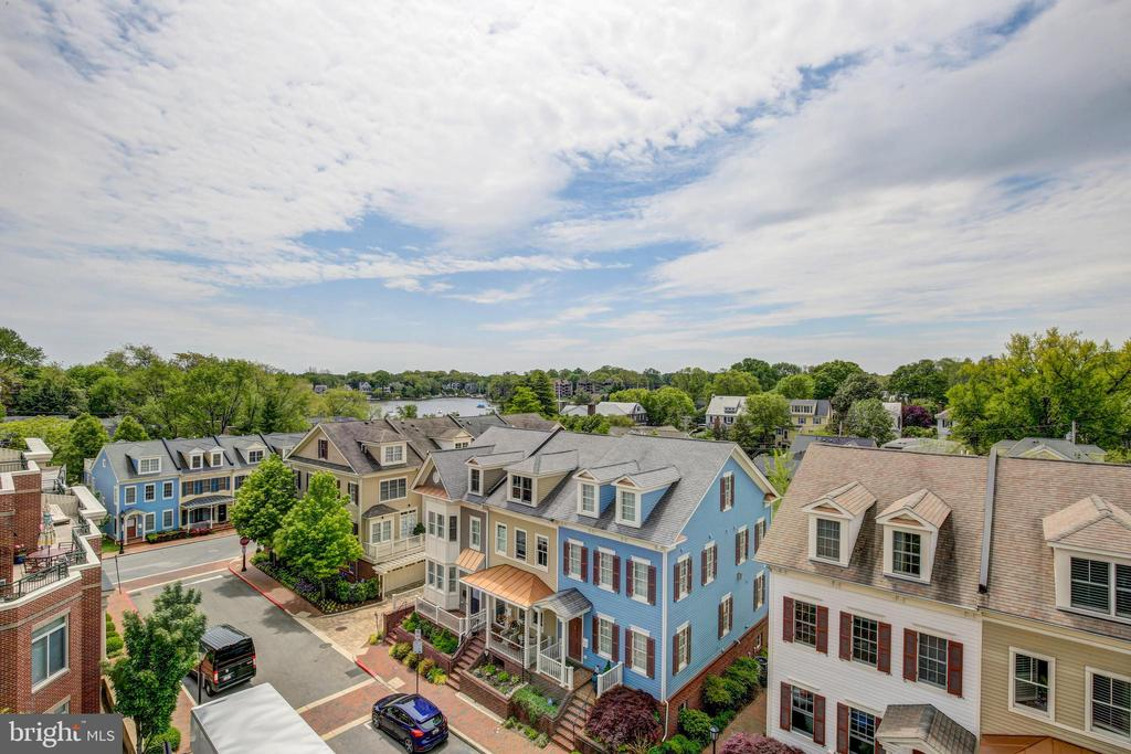 Views of Spa Creek from Unit 503 - 66 FRANKLIN ST #503, ANNAPOLIS