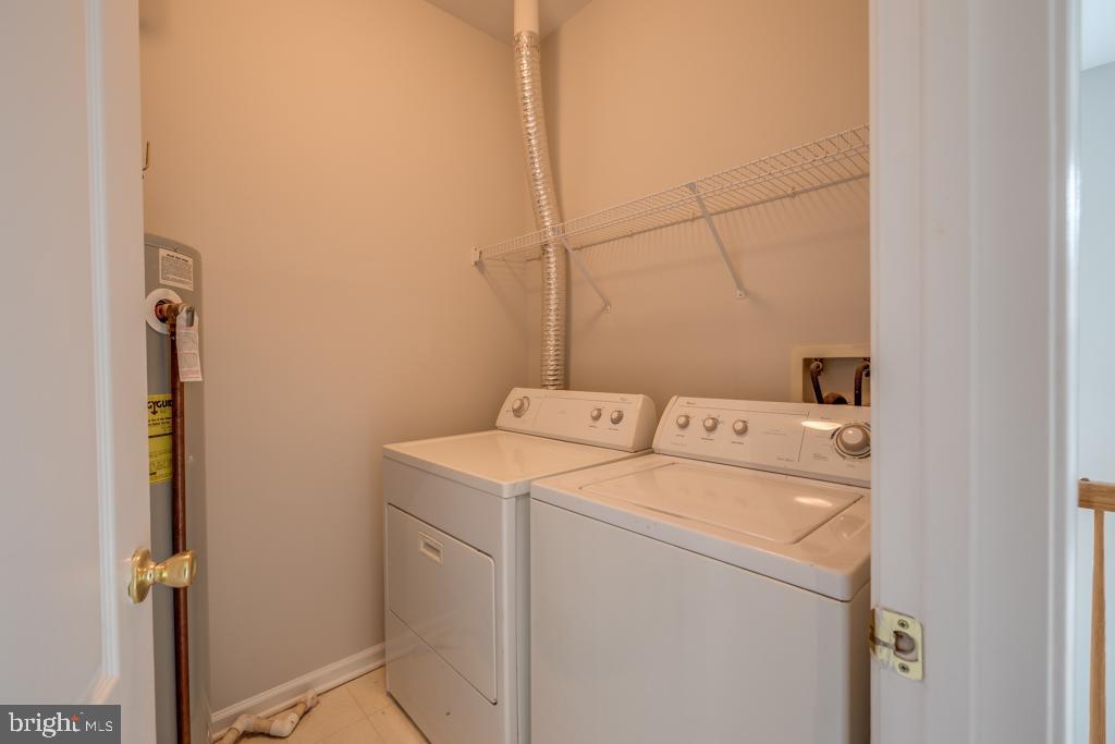 Washer/Dryer/Utility - 13335 TIVOLI FOUNTAIN CT, GERMANTOWN