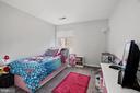 Bedroom #3 (1 of 2) - 10100 LITTLE POND PL #1, MONTGOMERY VILLAGE