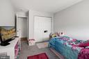 Bedroom #3 (2 of 2) - 10100 LITTLE POND PL #1, MONTGOMERY VILLAGE