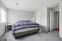 Master Bedroom (3 of 4) - 10100 LITTLE POND PL #1, MONTGOMERY VILLAGE