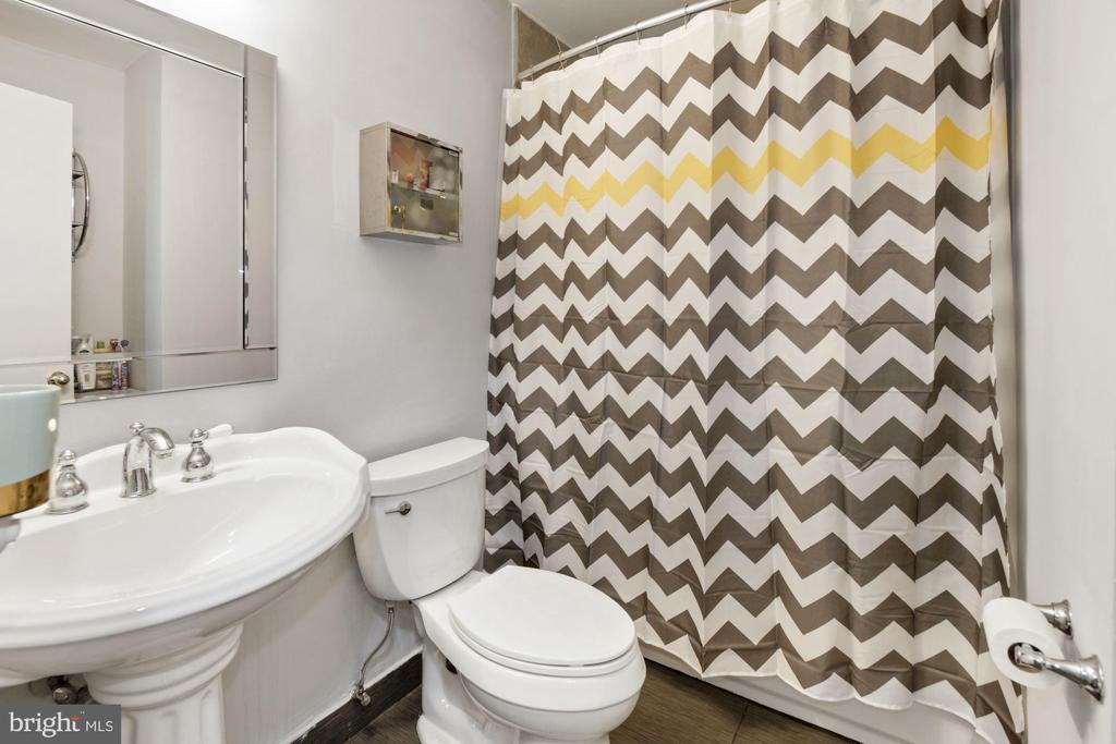 Bathroom #2 - 10100 LITTLE POND PL #1, MONTGOMERY VILLAGE